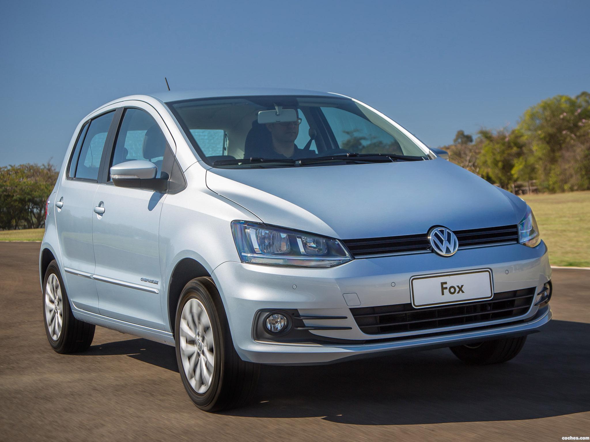 Foto 0 de Volkswagen Fox Comfortline 2014