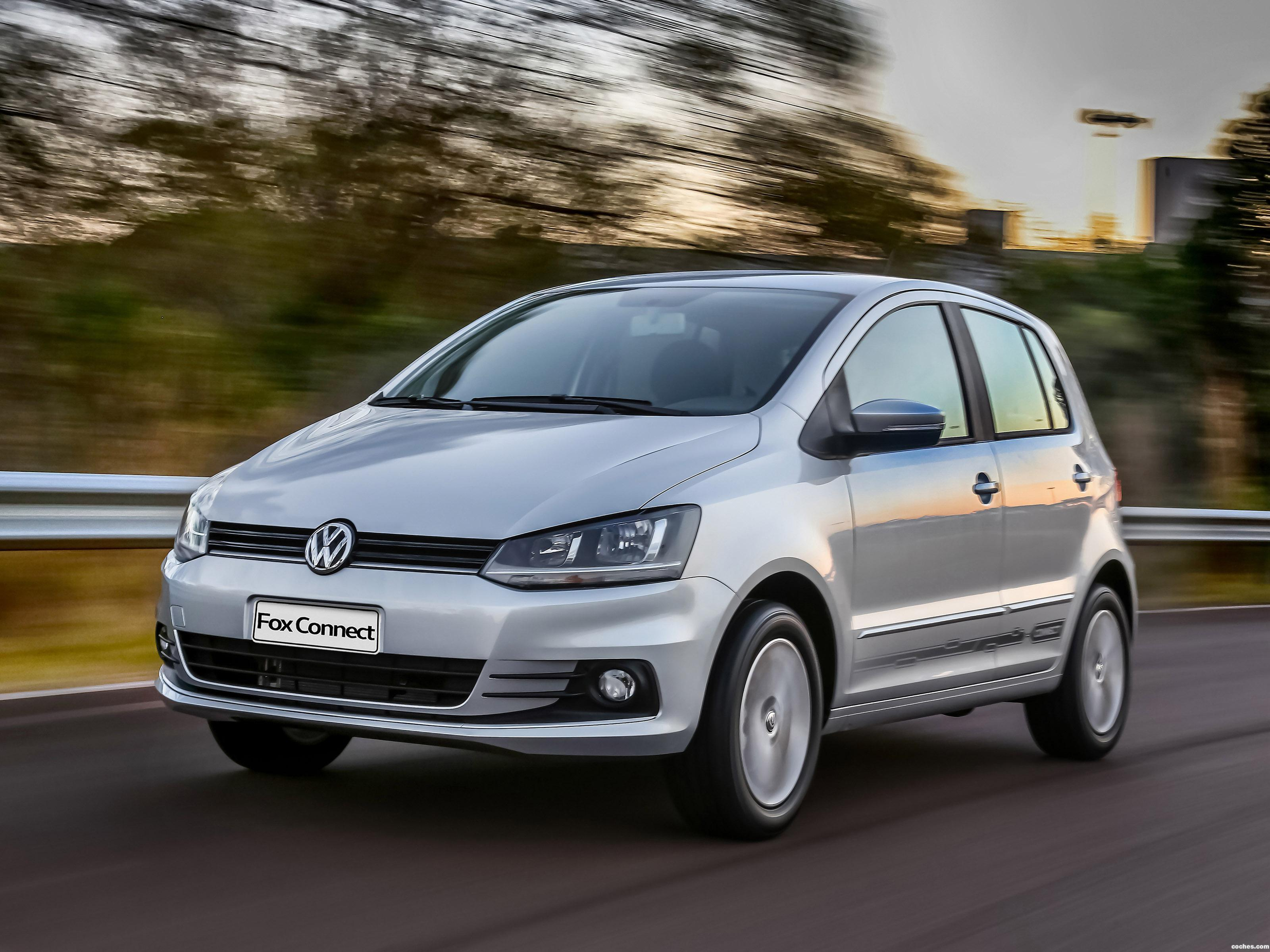 Foto 0 de Volkswagen Fox Connect  2017