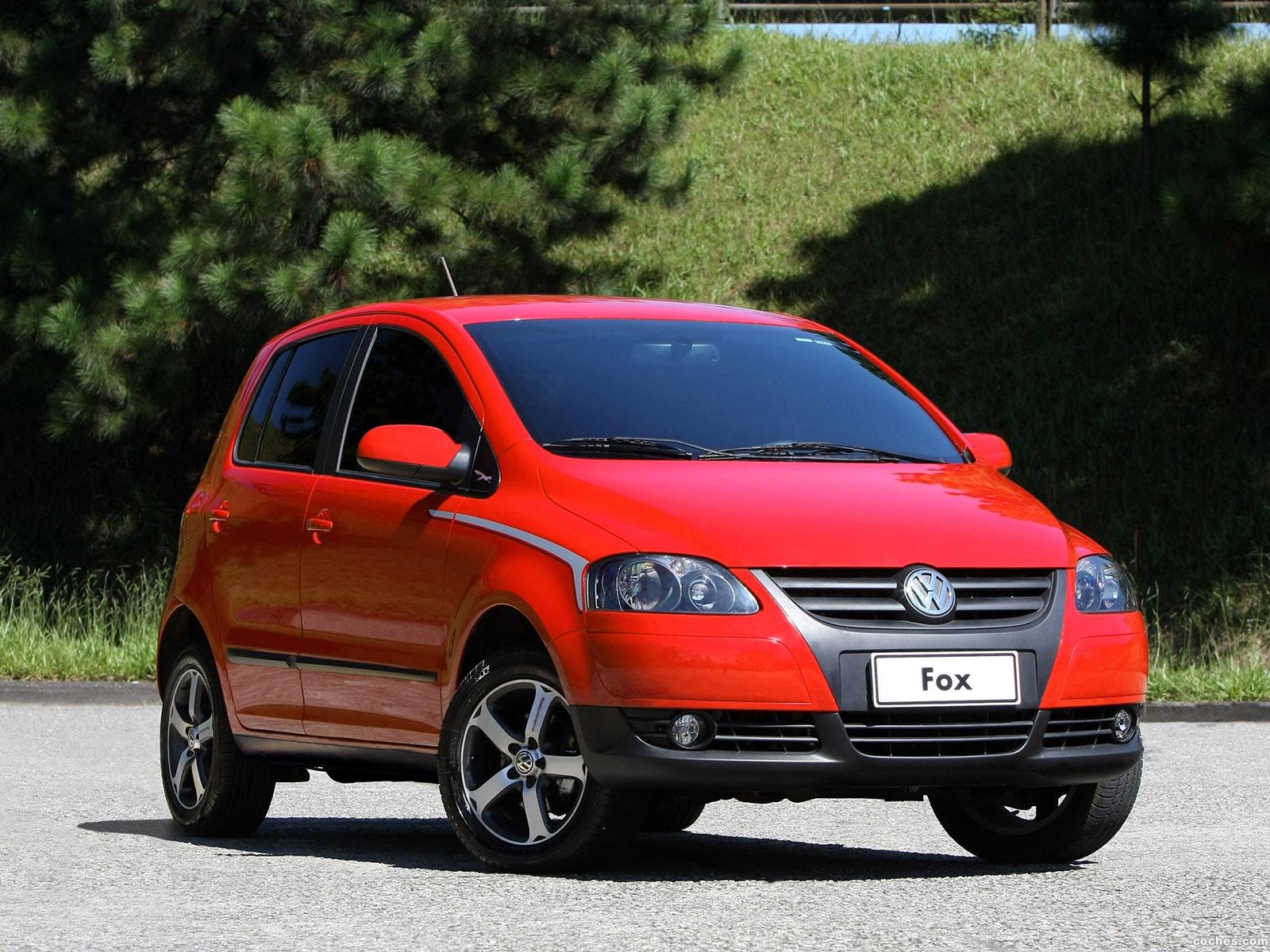 Foto 0 de Volkswagen Fox Extreme 2008
