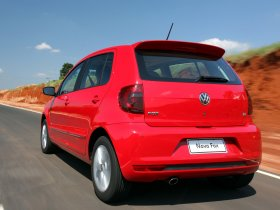 Ver foto 4 de Volkswagen Fox Facelift 2009