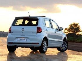 Ver foto 3 de Volkswagen Fox Facelift 2009