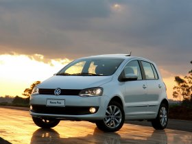 Fotos de Volkswagen Fox Facelift 2009