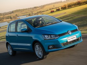 Fotos de Volkswagen Fox Highline 2014