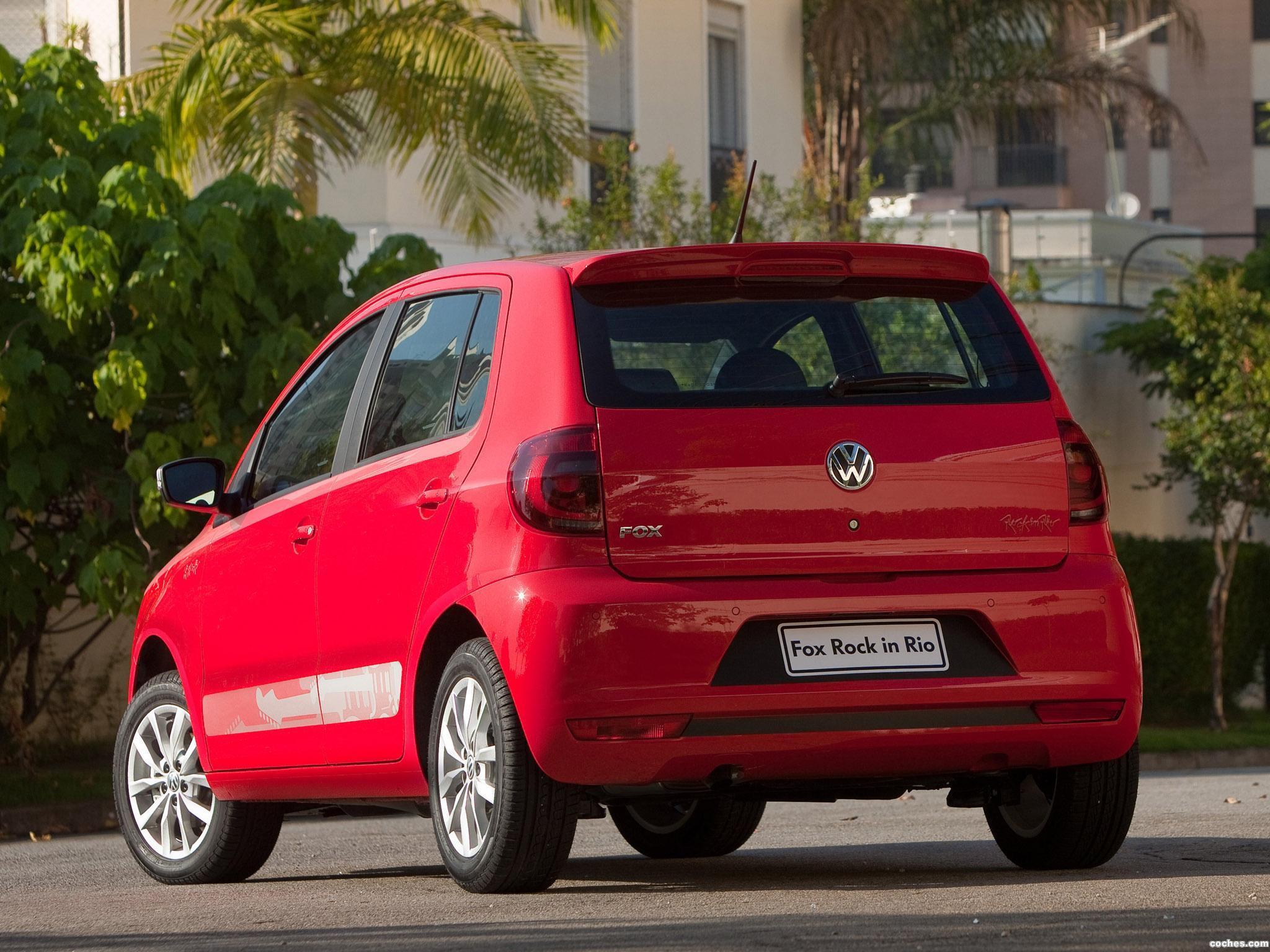 Foto 1 de Volkswagen Fox Rock in Rio 2013