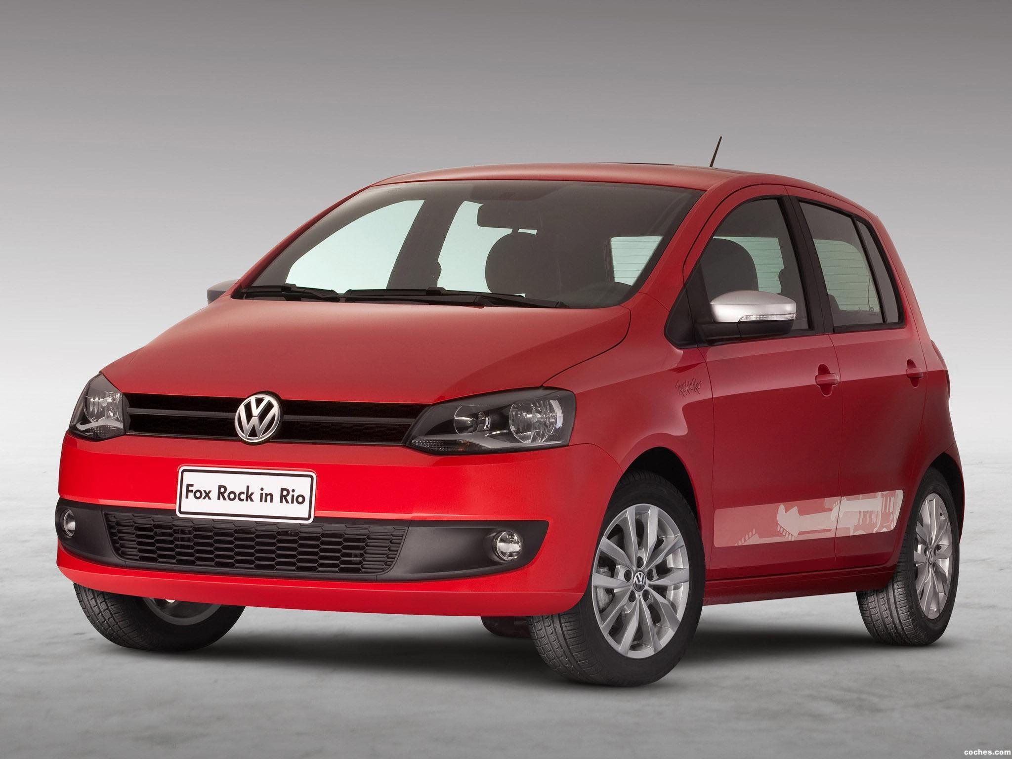 Foto 7 de Volkswagen Fox Rock in Rio 2013