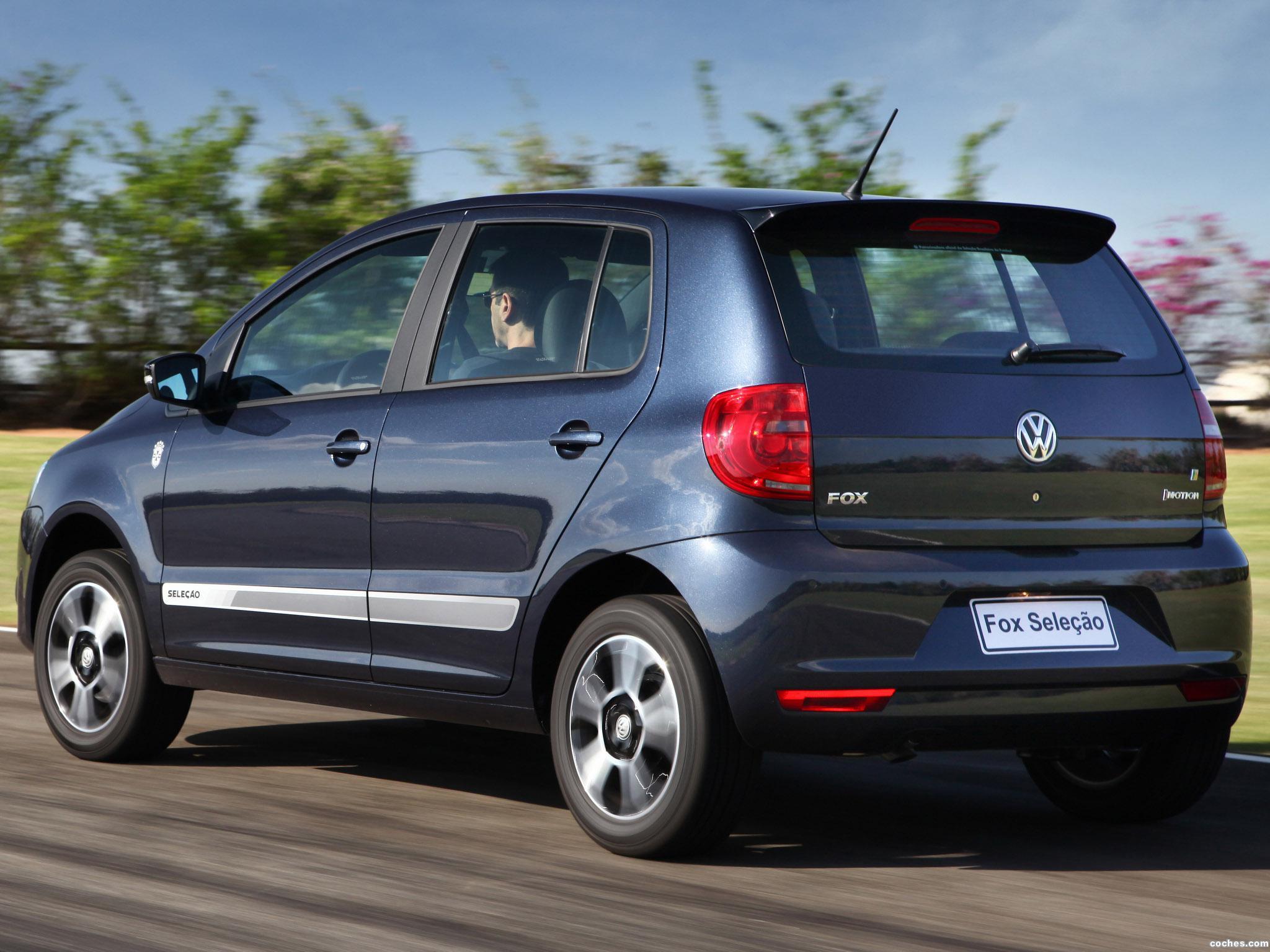 Foto 2 de Volkswagen Fox Selecao 2013