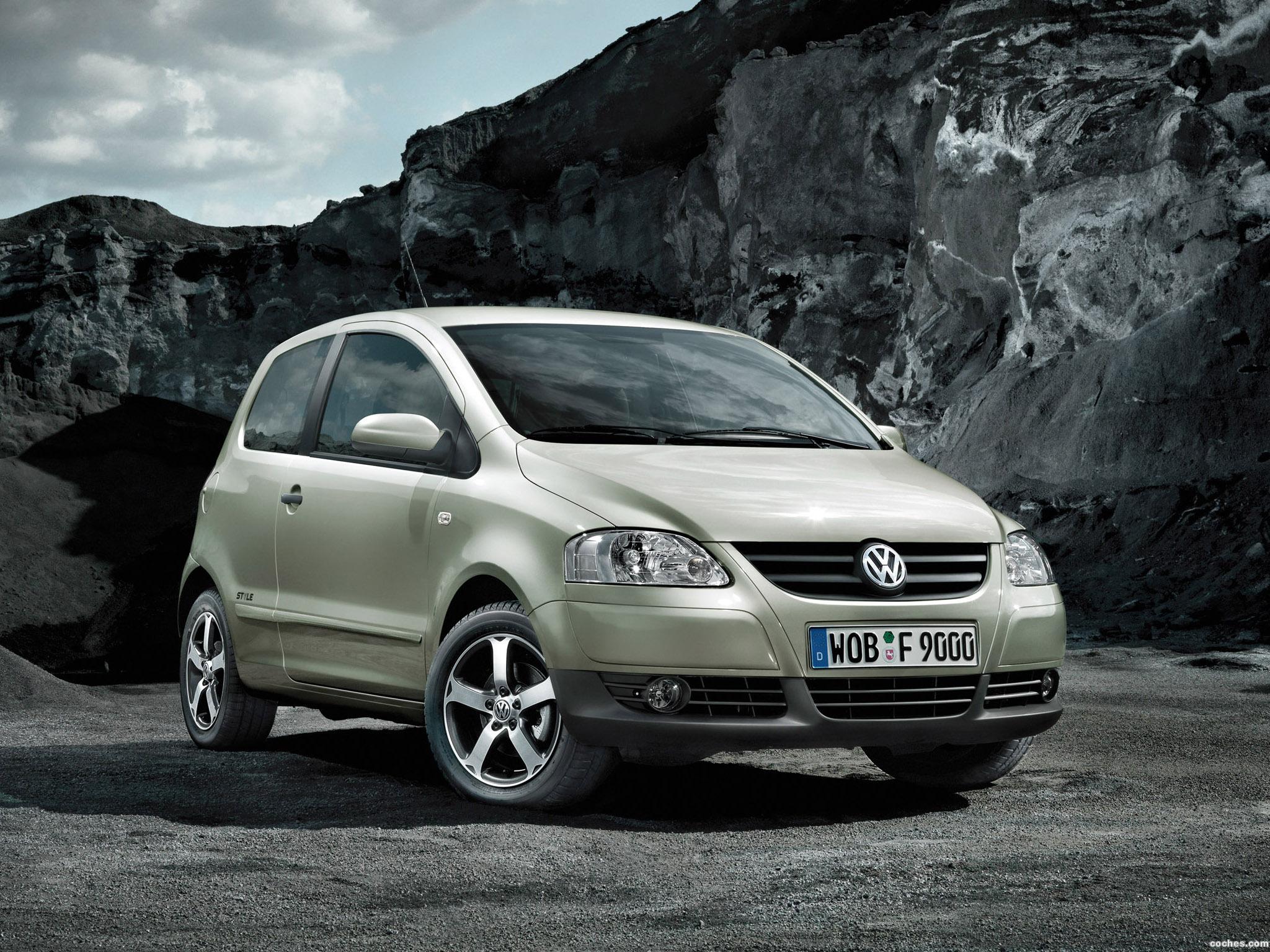 Foto 0 de Volkswagen Fox Style 2009