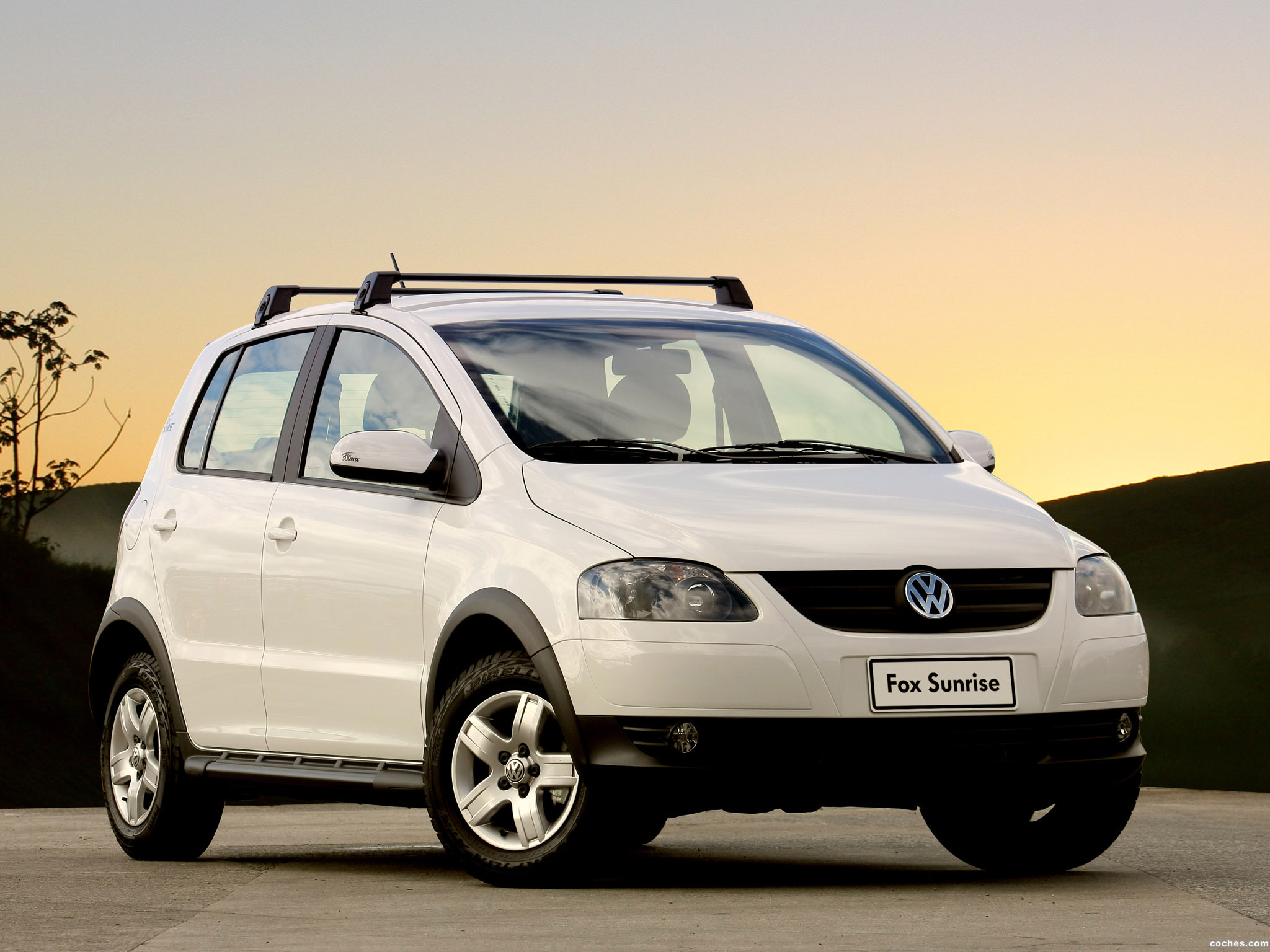 Foto 0 de Volkswagen Fox Sunrise 2009