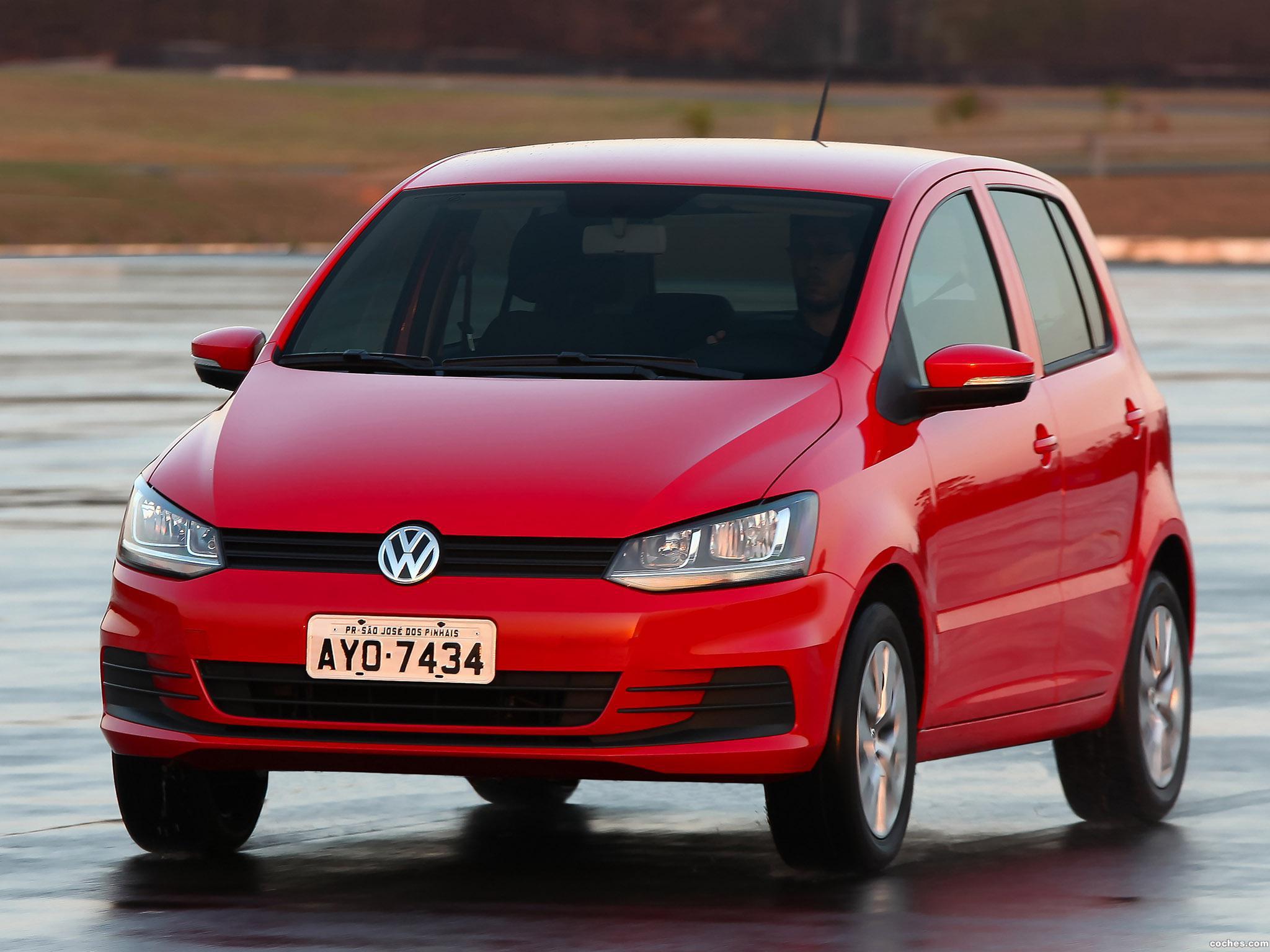 Foto 0 de Volkswagen Fox Trendline 2014