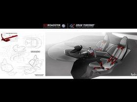Ver foto 9 de Volkswagen GTI Roadster Vision Gran Turismo 2014