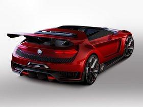 Ver foto 16 de Volkswagen GTI Roadster Vision Gran Turismo 2014