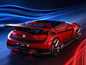 Ver foto 12 de Volkswagen GTI Roadster Vision Gran Turismo 2014