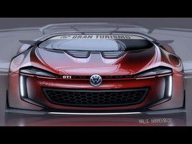 Ver foto 6 de Volkswagen GTI Roadster Vision Gran Turismo 2014