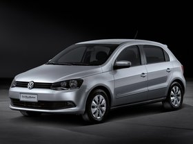 Fotos de Volkswagen Gol Bluemotion 2012
