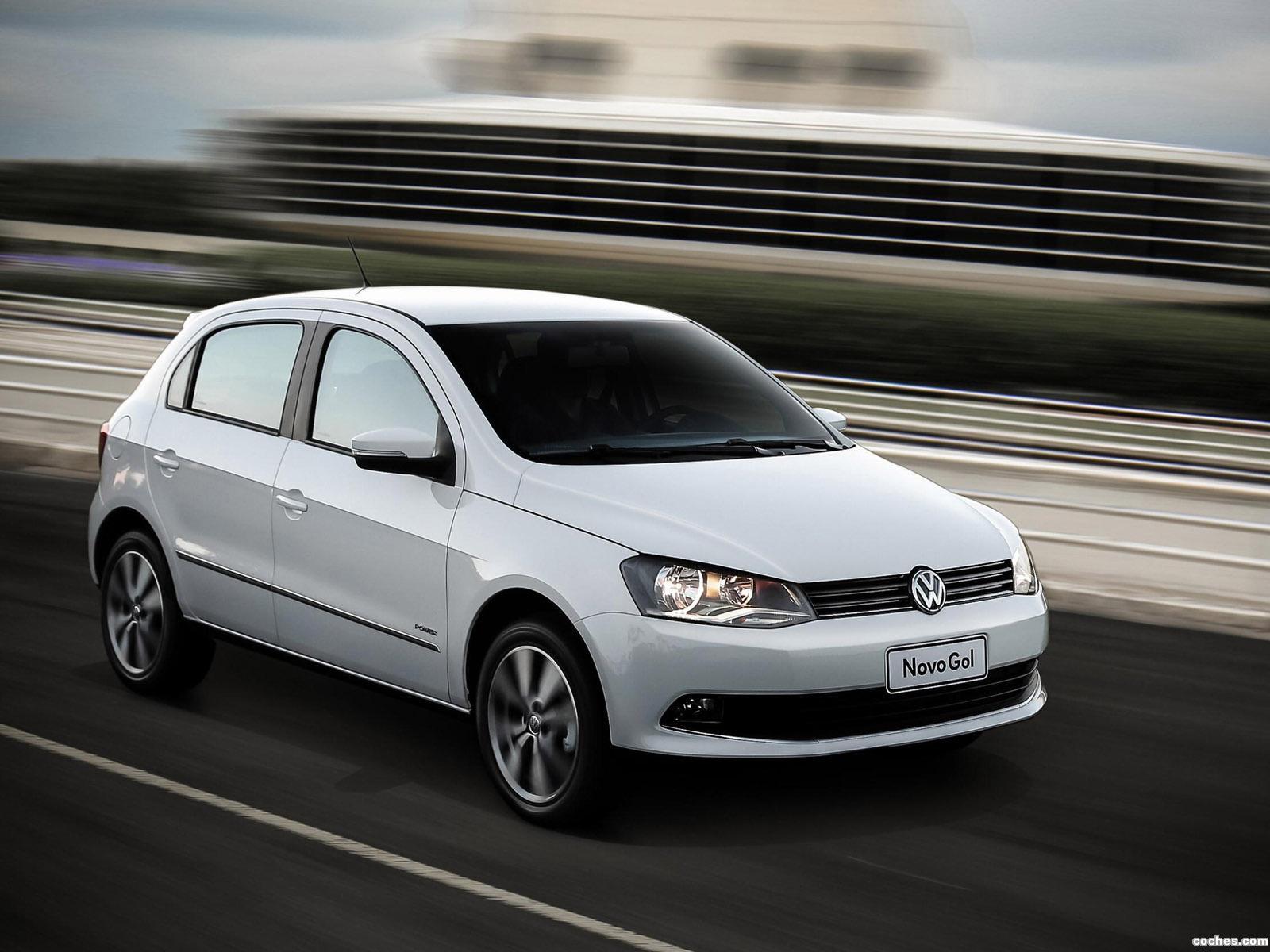 Foto 3 de Volkswagen Gol Power 2012