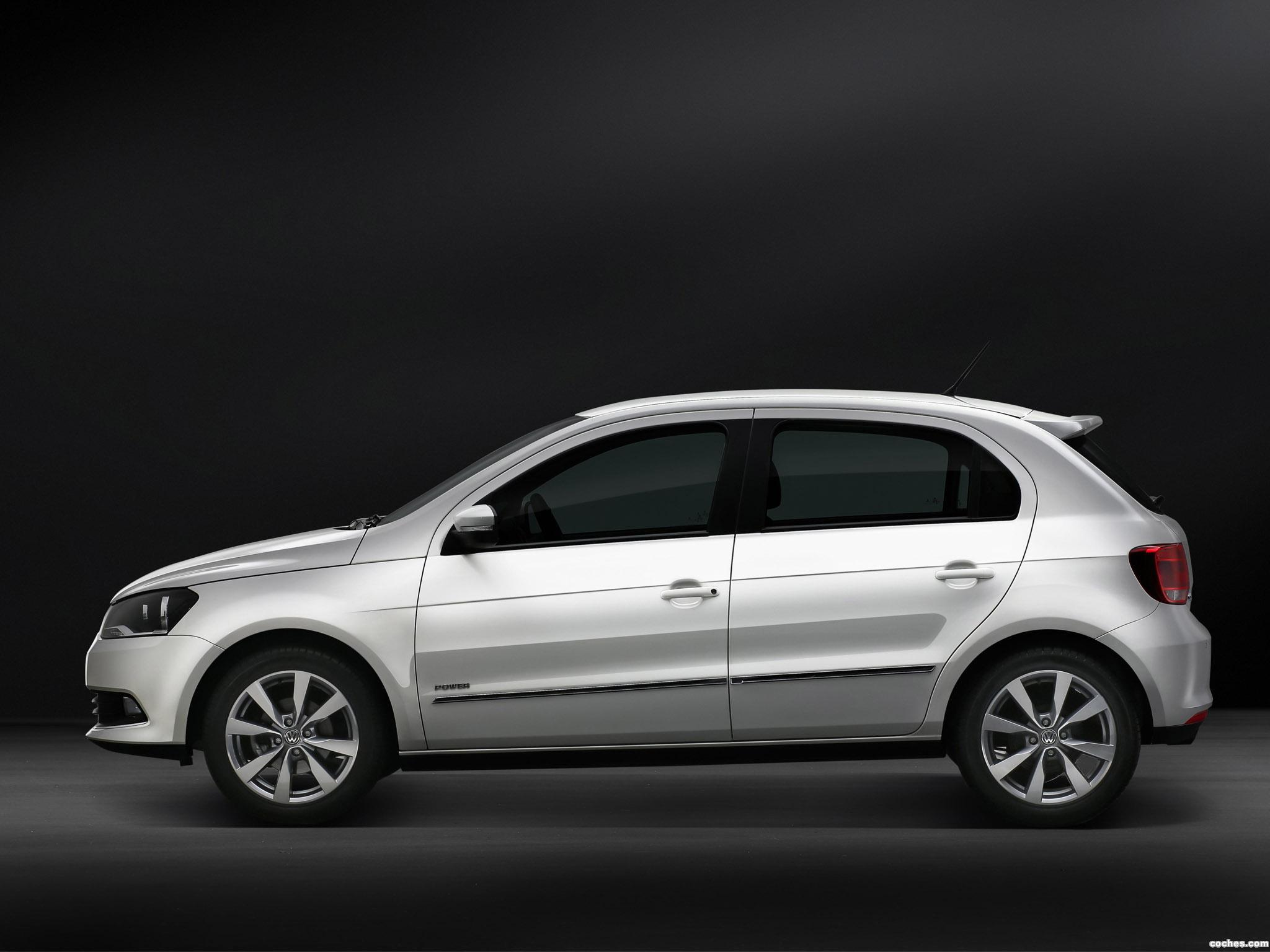 Foto 2 de Volkswagen Gol Power 2012