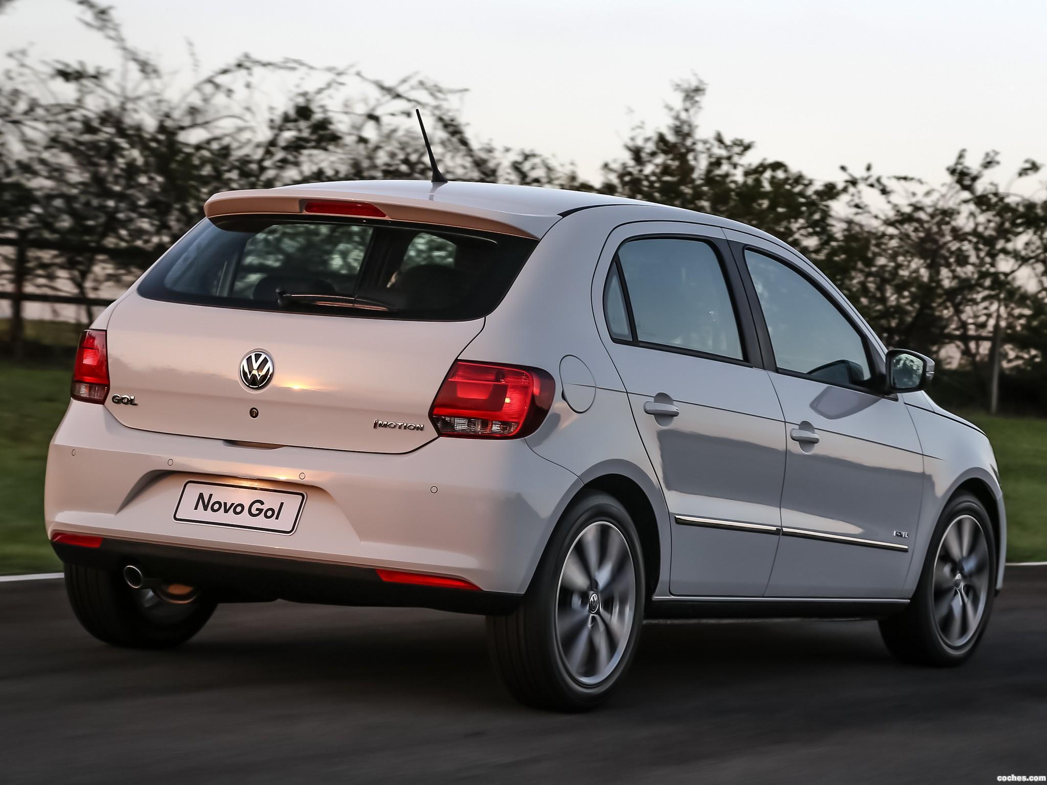 Foto 9 de Volkswagen Gol Power 2012