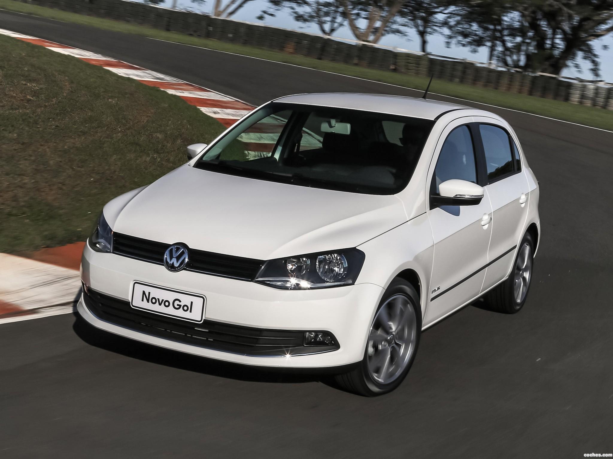 Foto 8 de Volkswagen Gol Power 2012