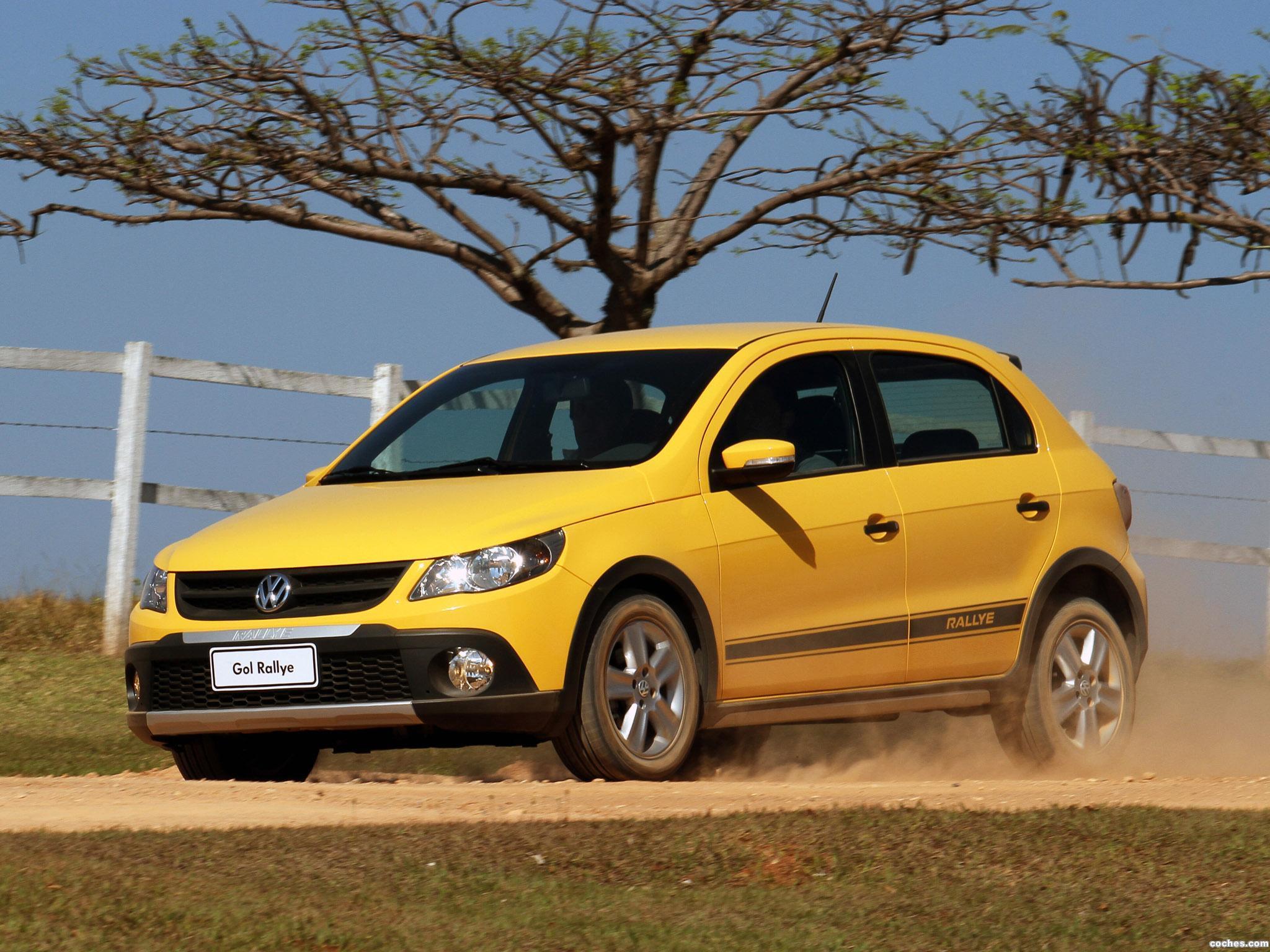 Foto 2 de Volkswagen Gol Rallye 2010-2012