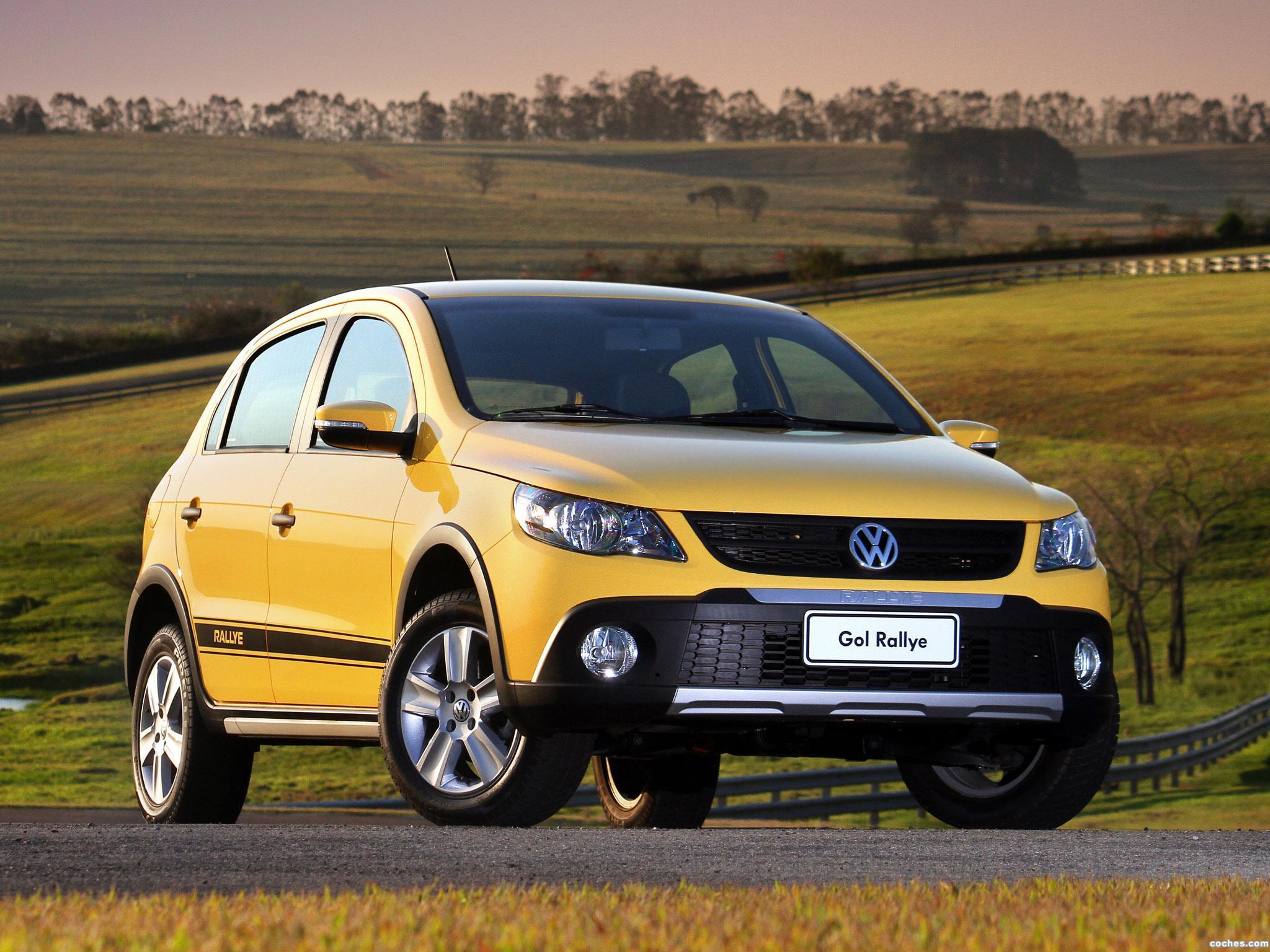 Foto 0 de Volkswagen Gol Rallye 2010-2012