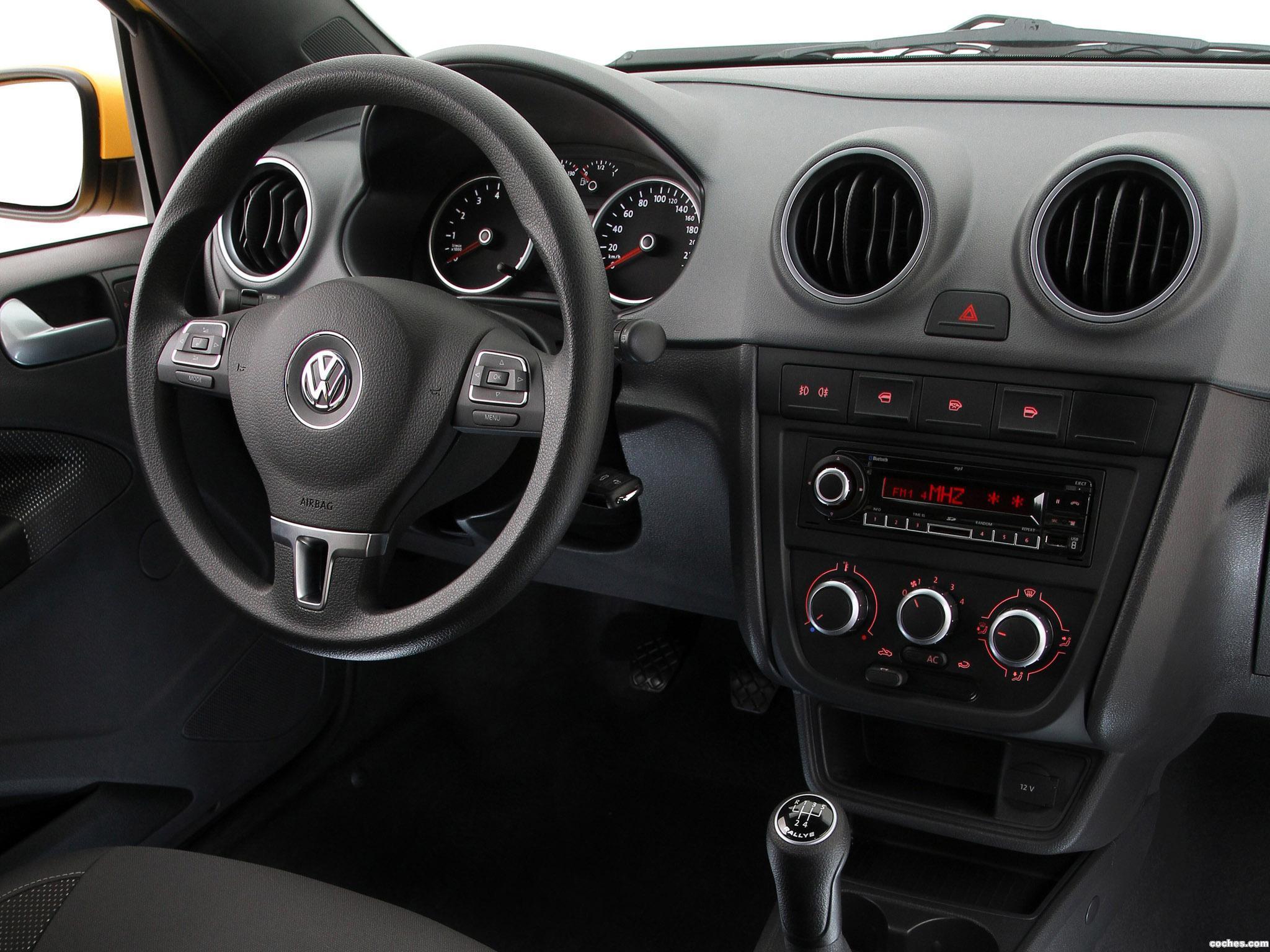 Foto 9 de Volkswagen Gol Rallye 2010-2012