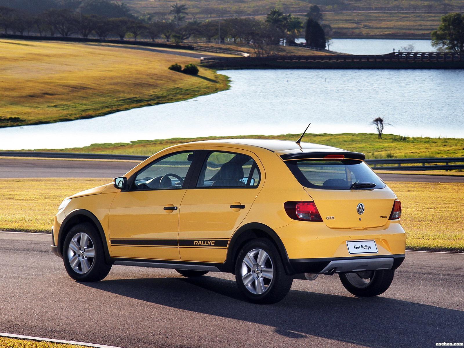 Foto 6 de Volkswagen Gol Rallye 2010-2012