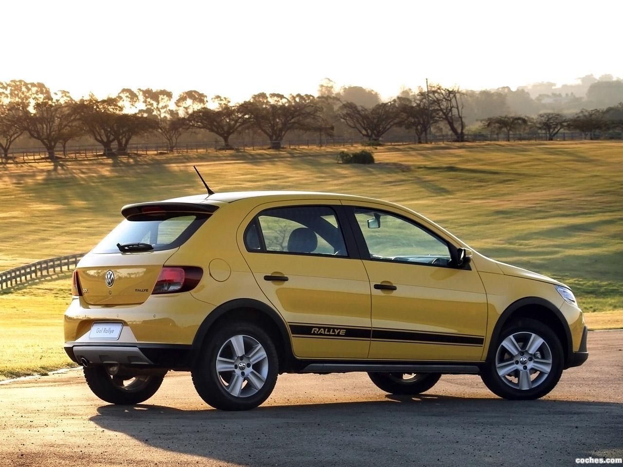 Foto 5 de Volkswagen Gol Rallye 2010-2012