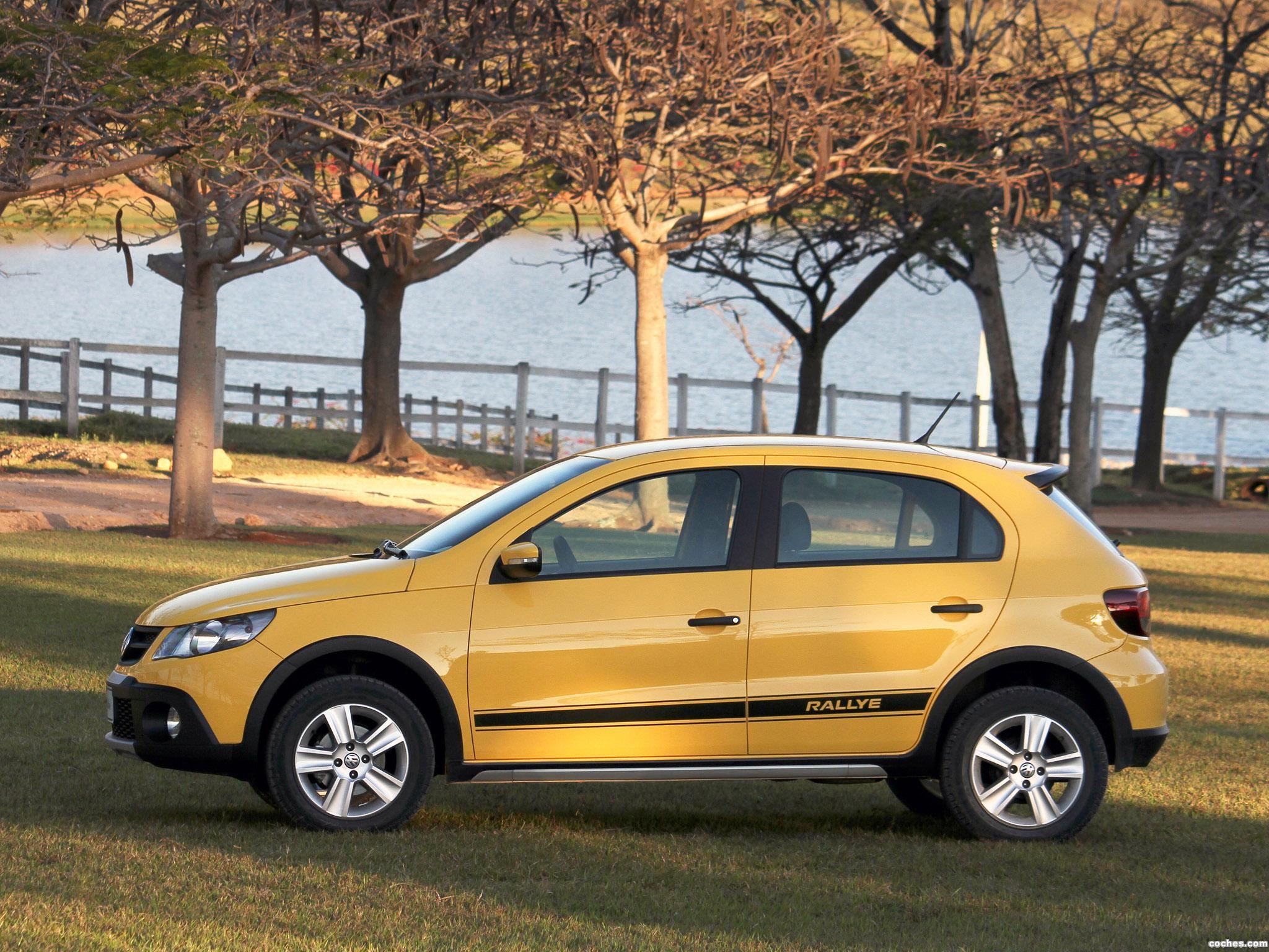 Foto 4 de Volkswagen Gol Rallye 2010-2012