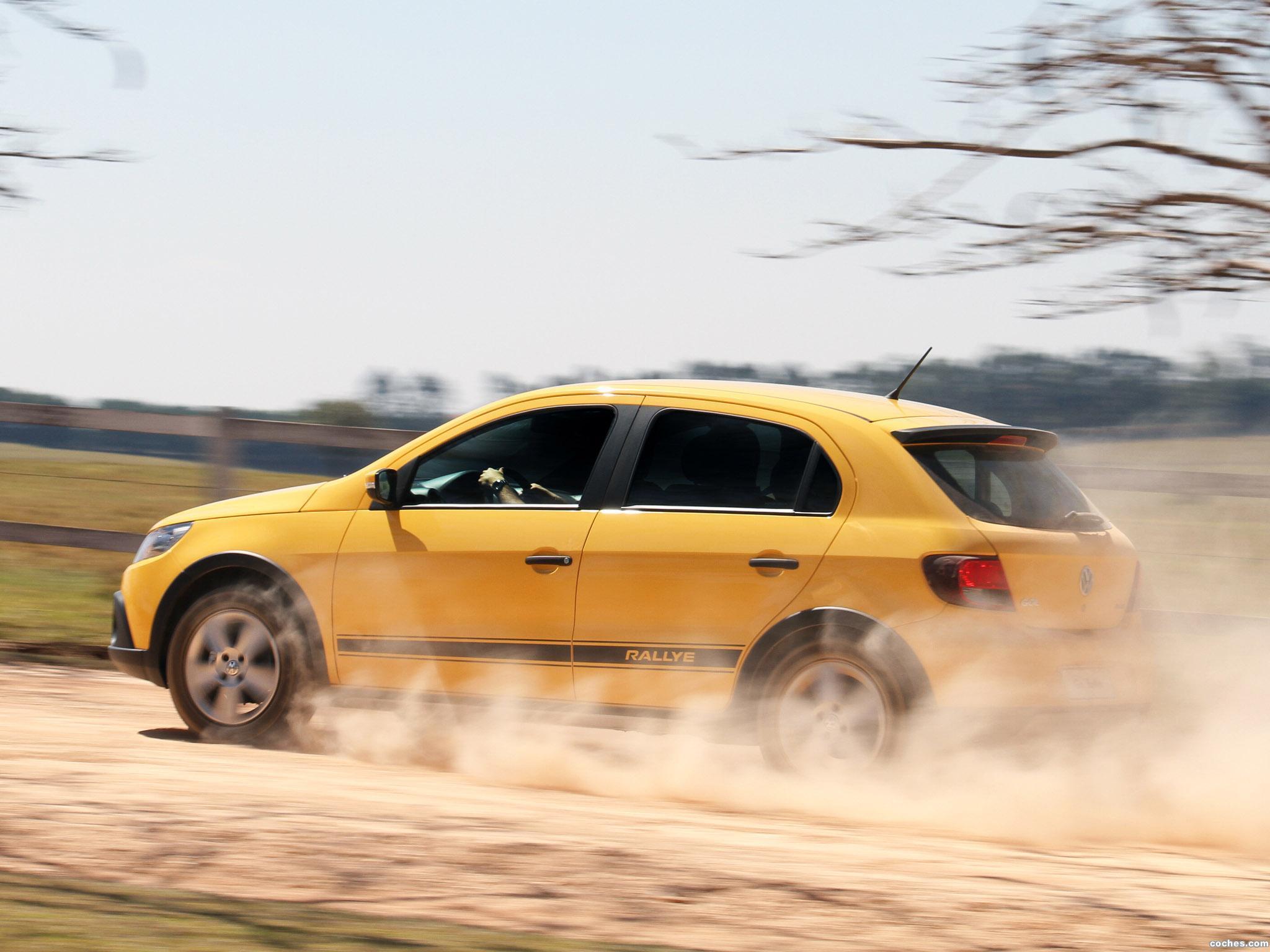 Foto 3 de Volkswagen Gol Rallye 2010-2012