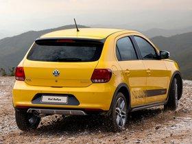 Ver foto 9 de Volkswagen Gol Rallye 2014