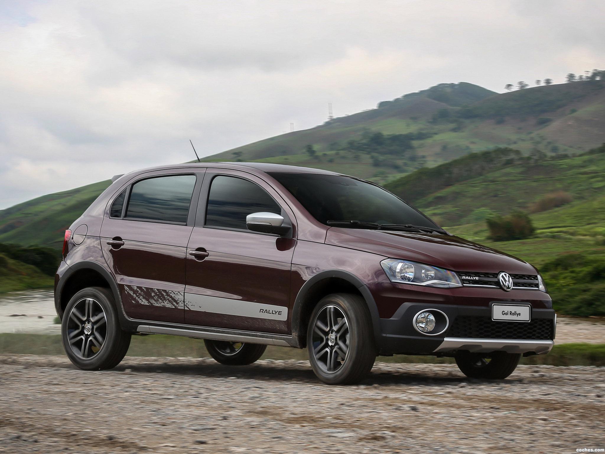Foto 0 de Volkswagen Gol Rallye 2014