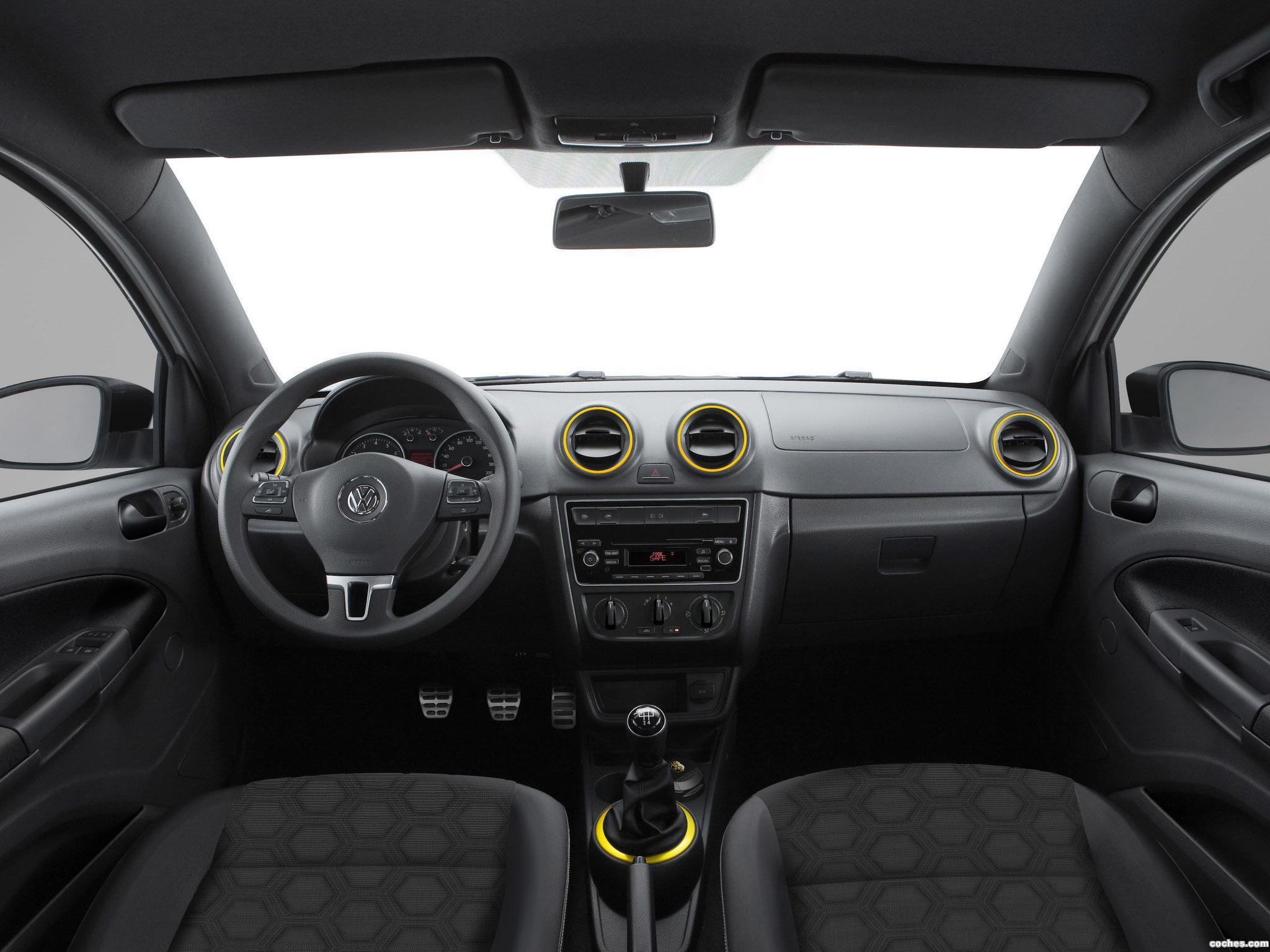 Foto 7 de Volkswagen Gol Selecao 2013