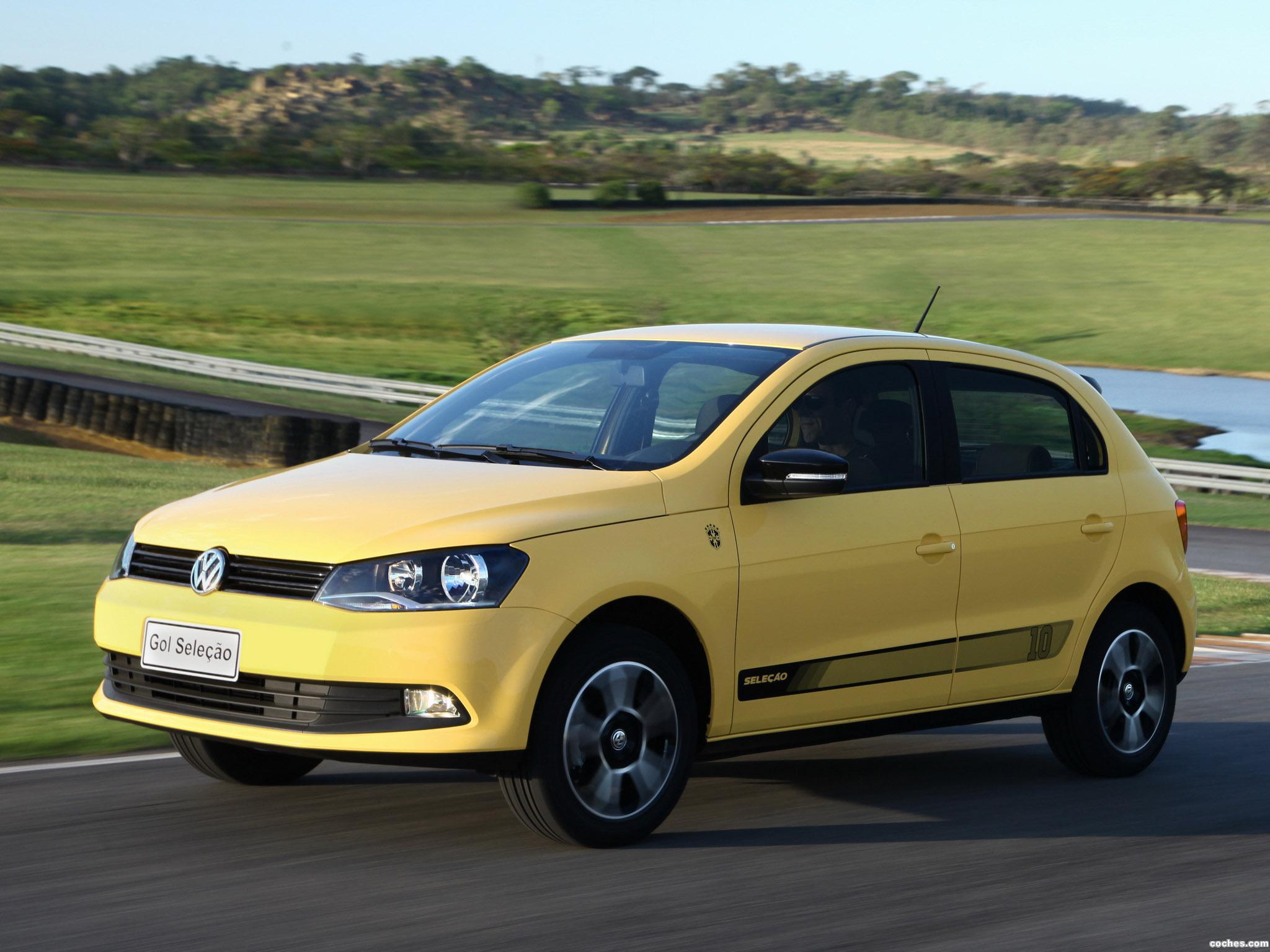 Foto 6 de Volkswagen Gol Selecao 2013