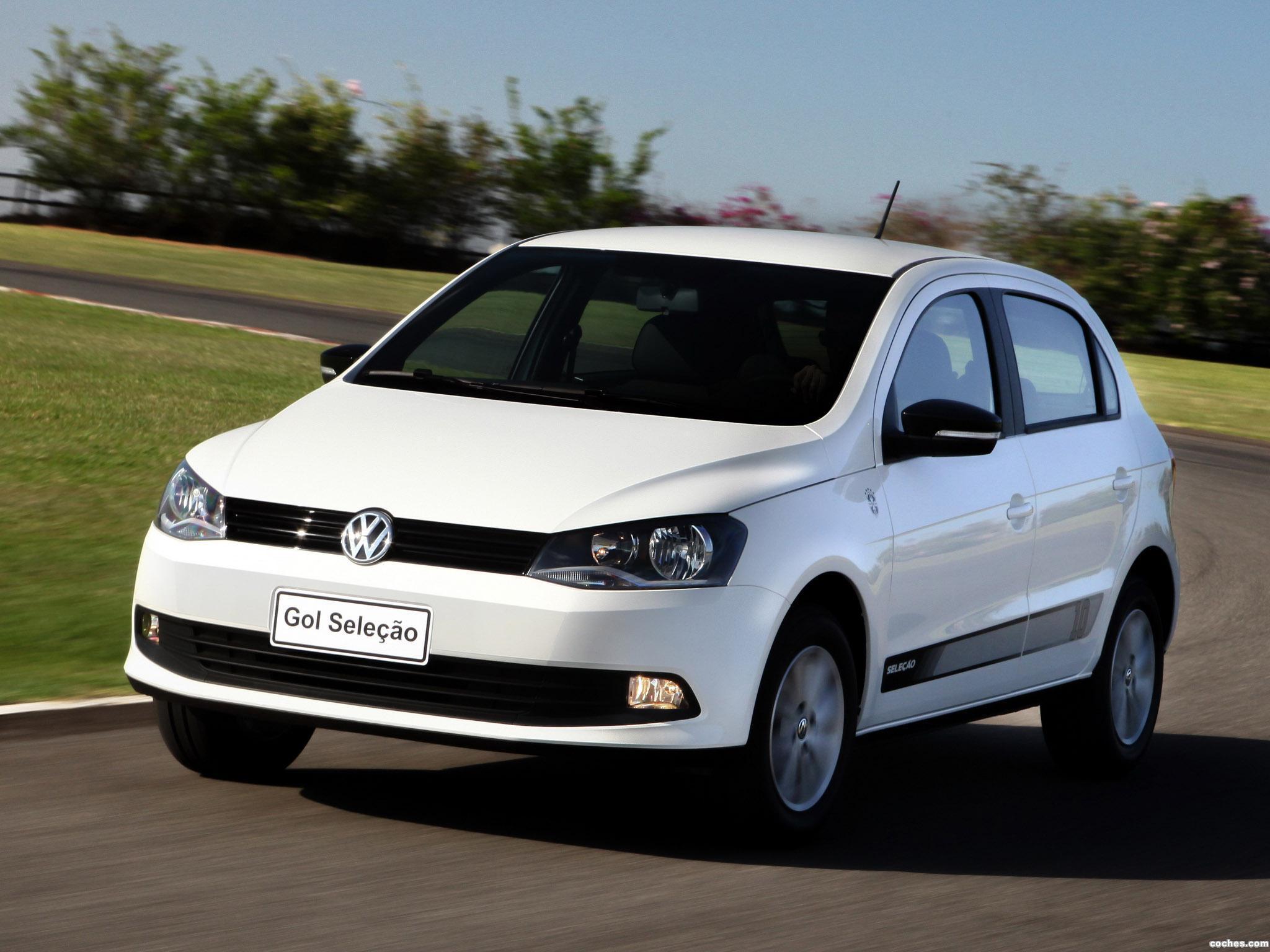 Foto 0 de Volkswagen Gol Selecao 2013