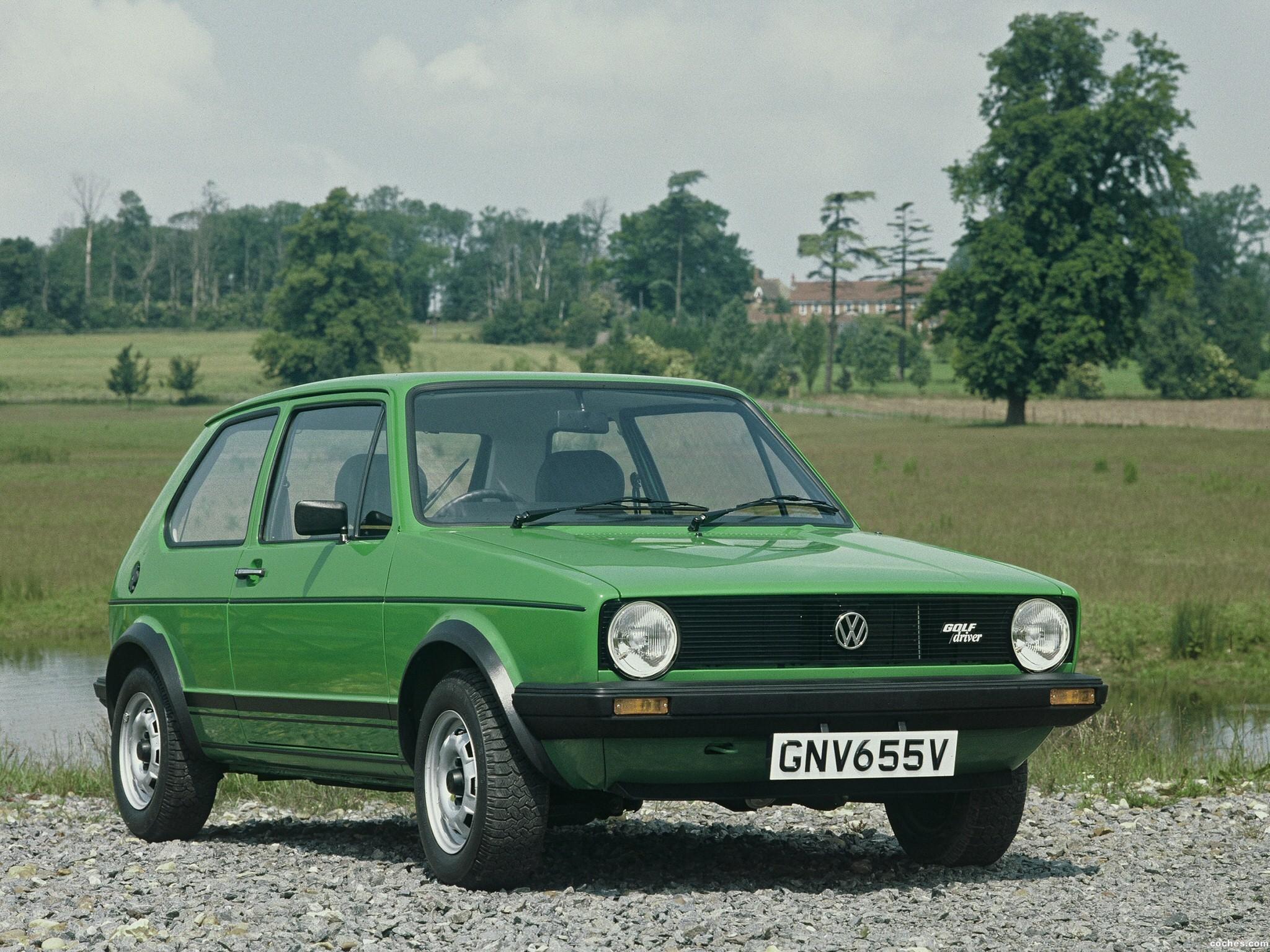Fotos De Volkswagen Golf I 1974