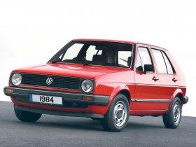Ver foto 2 de Volkswagen Golf II 3 puertas 1983