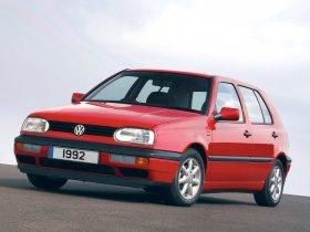 Fotos de Volkswagen Golf III 1992