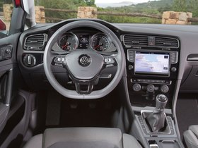 Ver foto 10 de Volkswagen Golf 7 5 puertas 2.0 TDI BlueMotion 2013