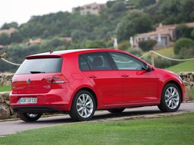 Ver foto 8 de Volkswagen Golf 7 5 puertas 2.0 TDI BlueMotion 2013