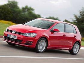 Ver foto 7 de Volkswagen Golf 7 5 puertas 2.0 TDI BlueMotion 2013