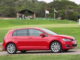 Ver foto 3 de Volkswagen Golf 7 5 puertas 2.0 TDI BlueMotion 2013