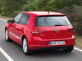 Ver foto 2 de Volkswagen Golf 7 5 puertas 2.0 TDI BlueMotion 2013