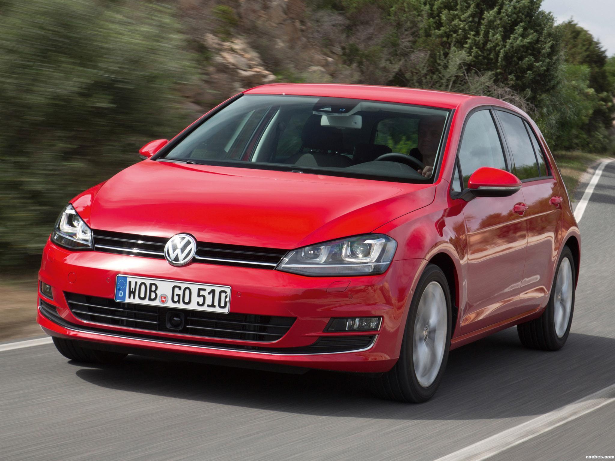 Foto 0 de Volkswagen Golf 7 5 puertas 2.0 TDI BlueMotion 2013