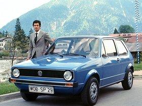 Ver foto 2 de Volkswagen Golf I 3 puertas 1974