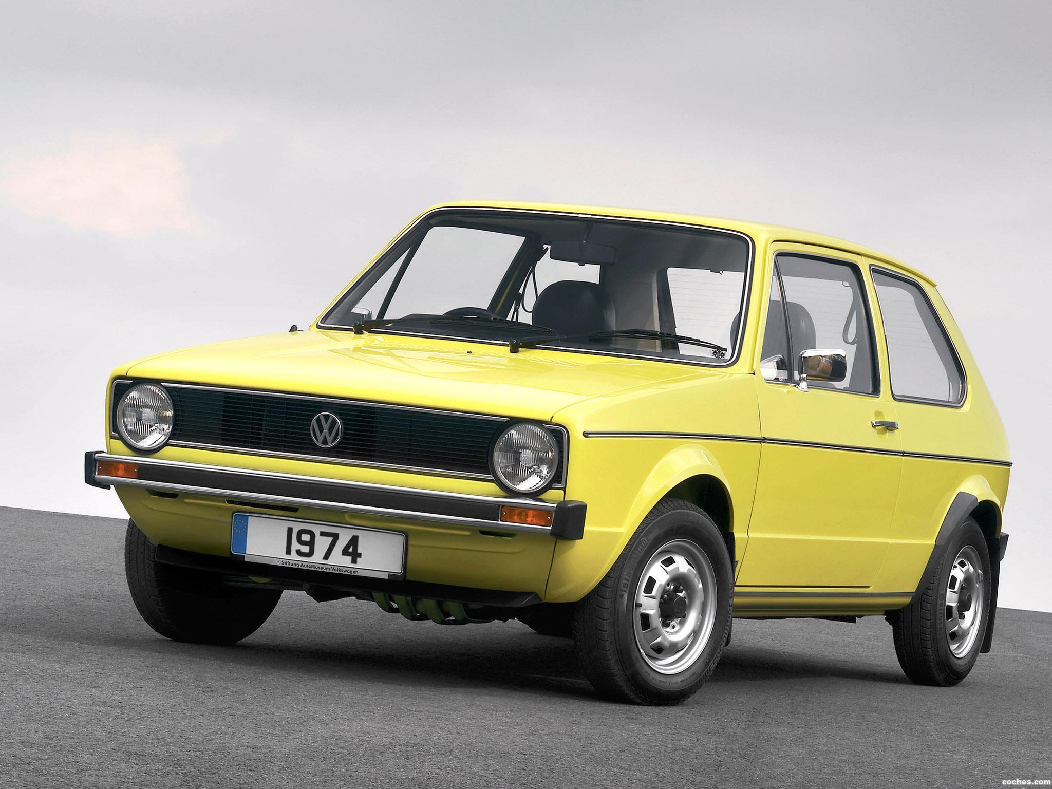 Foto 0 de Volkswagen Golf I 3 puertas 1974