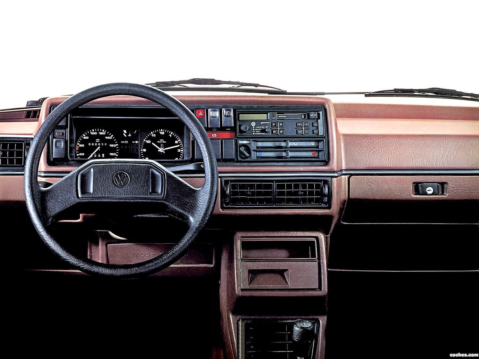 Foto 4 de Volkswagen Golf II 3 puertas 1983