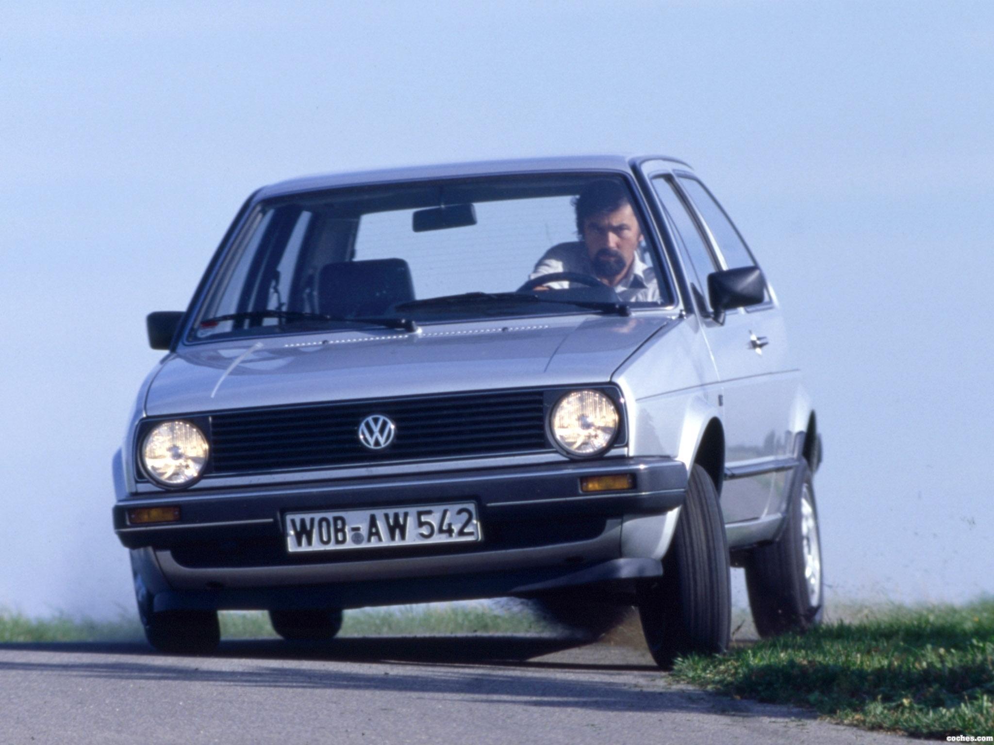 Foto 2 de Volkswagen Golf II 3 puertas 1983