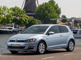 Ver foto 7 de Volkswagen Golf 7 3 puertas TDI BlueMotion 2013