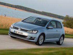Ver foto 5 de Volkswagen Golf 7 3 puertas TDI BlueMotion 2013