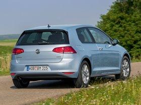 Ver foto 2 de Volkswagen Golf 7 3 puertas TDI BlueMotion 2013